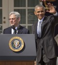Barack Obama, Merrick Garland