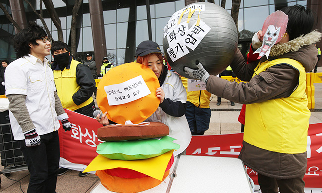 Part-timers call for McDonald's to scrap 45-second rule on ...
