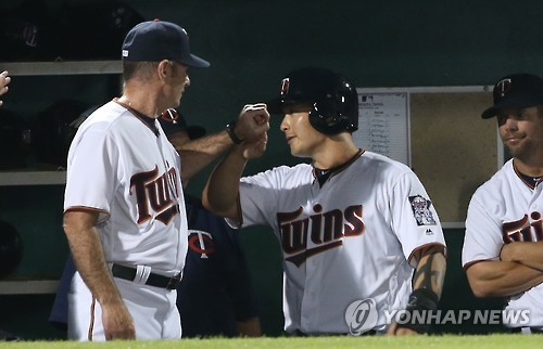 Twins, Red Sox Leave 33 Stranded; Minnesota's Ninth-Inning Rally Falls Short