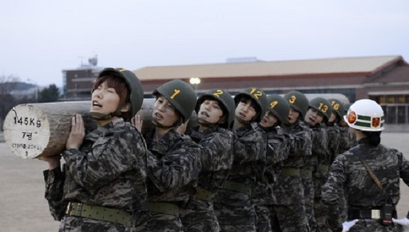 (Courtesy of  the Marine Corps headquarters via Yonhap)