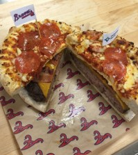 burgerizza, braves