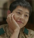"A scene from the popular KBS 2TV series ""Descendants of the Sun"" (Yonhap)"