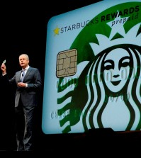 Starbucks Shareholders Prepaid Card