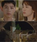 "Scenes from the KBS 2TV series ""Descendants of the Sun"""