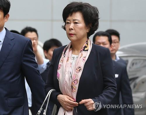 Head of Lotte Foundation summoned over bribery scandal ...