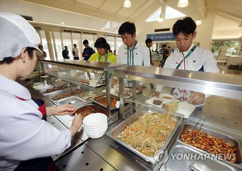 Coreia Apresenta Sua Culinária Aos Brasileiros Durante As Olimpíadas