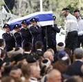 APTOPIX Mideast Israel Peres Funeral