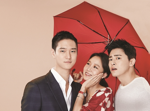 """A poster for the SBS TV series """"Jealousy Incarnate,"""" provided by SBS."""