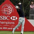 China HSBC Champions Golf