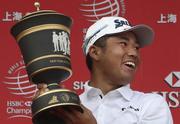 China HSBC Champions Golf