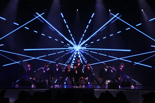 Seventeen bursts on the scene with new EP – The Korea Times