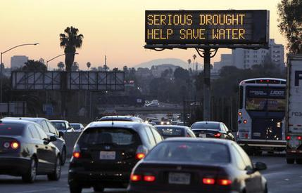 California Drought Over Yet