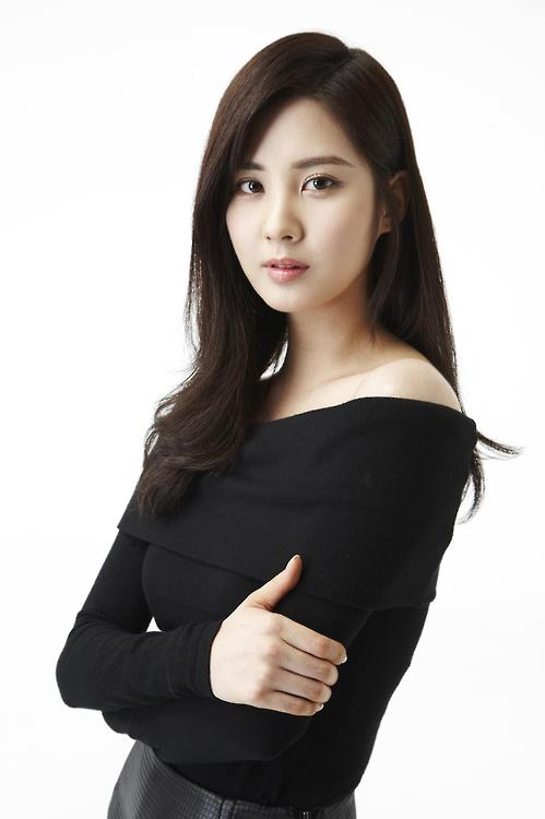 Seohyun poses in this image provided by SM Entertainment. Seohyun is preparing to release her first solo EP album this month.
