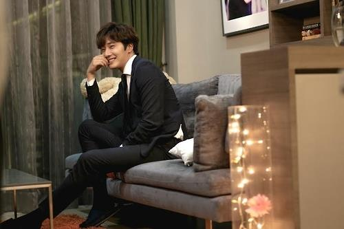 South Korean actor Jung Il-woo