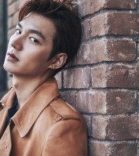 This image, provided by MYM Entertainment, shows South Korean actor Lee Min-ho.