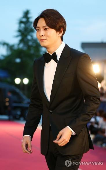 South Korean actor Joowon