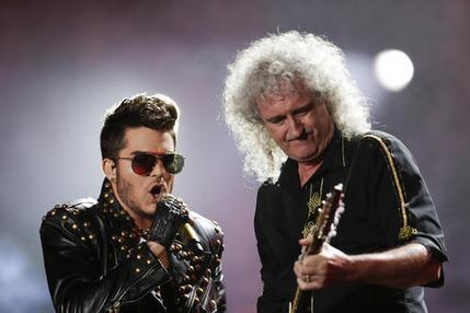 Music Queen Adam Lambert