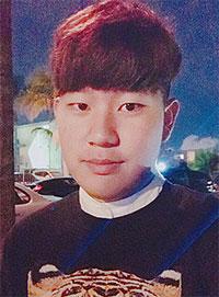 Seong Weon Cho South High School  12th Grade