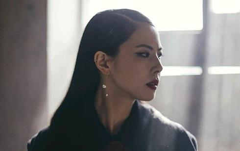 This promotional image provided by Sony Music shows singer-songwriter Park Ji-yoon.