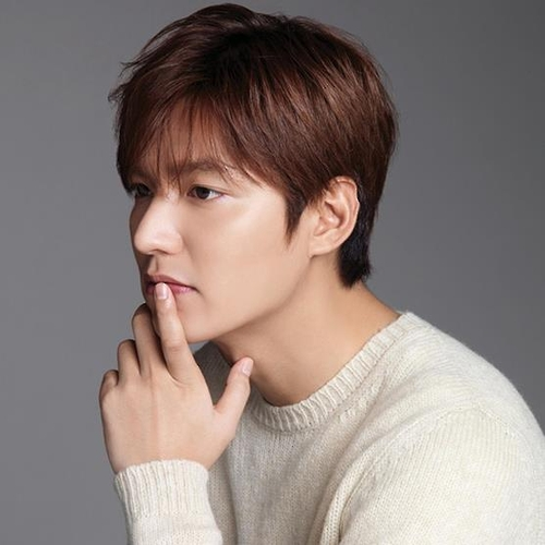 This image provided by Soompi shows actor Lee Min-ho.