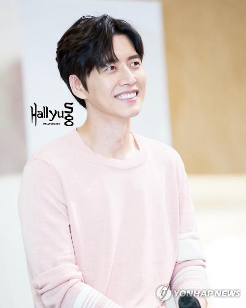 South Korean actor Park Hae-jin