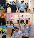 """This composite photo shows highlights from Mnet's all-male audition show """"Produce 101."""" (Yonhap)"""