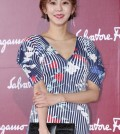 This file photo shows U-IE of After School. (Yonhap)