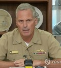 Vice Admiral Jim Syring, director of the Missile Defense Agency