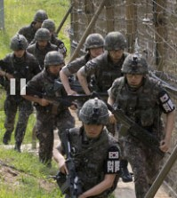 Korean-army