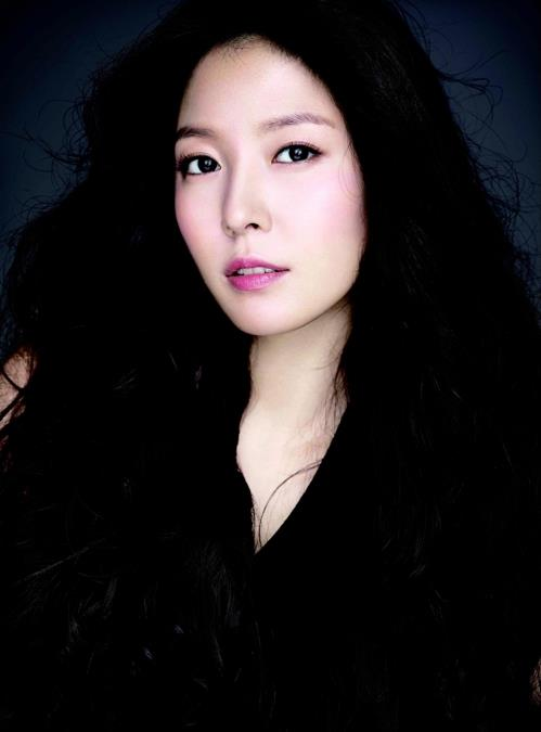 This undated image provided by Jeju Biennale is of singer BoA. (Yonhap)