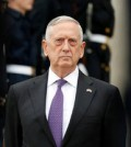 "Defense Secretary Jim Mattis told reporters, ""I agree with the president we should not be talking right now"" to North Korea. Credit Alex Brandon/Associated Press"