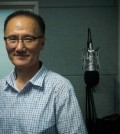 North Korean defector Kim Seung Chul at the North Korea Reform Radio studio in Seoul, where he broadcasts information, entertainment and news back to his homeland. (Photo: Thomas Maresca)