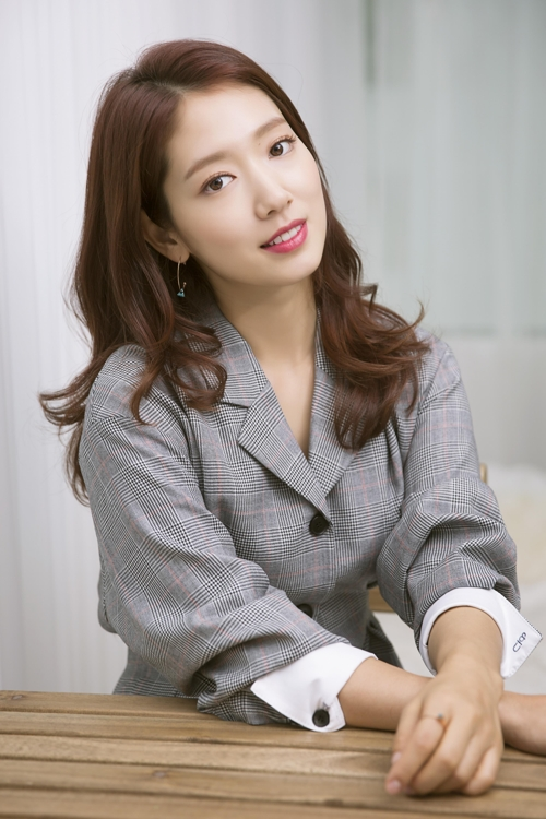 This photo provided by CJ Entertainment shows actress Park Shin-hye. (Yonhap)