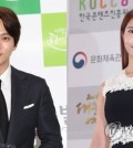 This composite file photo shows Joowon and BoA. (Yonhap)
