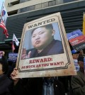 An anti-North Korea protest in Seoul this month. Conservative South Koreans welcomed Washington's re-listing of the North as a terrorism-sponsoring nation. Credit Ahn Young-joon/Associated Press
