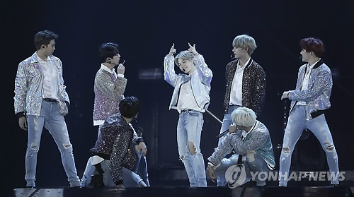 BTS ranks 13th place on Japan's annual Oricon single chart – The