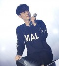 The file photo is of EXO's Chinese member Lay. (Yonhap)