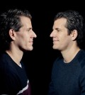 The Winklevoss twins, Cameron (left) and Tyler, at their office in New York City. A bet on Bitcoin several years ago has grown into a fortune for the brothers. Credit Vincent Tullo for The New York Times