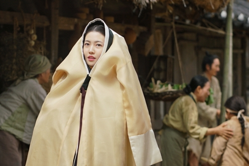 "A still from ""The Princess and the Matchmaker,"" released by CJ Entertainment (Yonhap)"