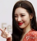 A file photo of K-pop singer Sunmi (Yonhap)