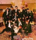 This image, provided by YMC Entertainment, is of K-pop boy band Wanna One. The group will release its new album on March 19, 2018. (Yonhap)