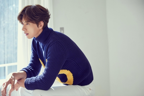 A publicity file photo of actor Park Hae-jin provided by Mountain Movement Entertainment (Yonhap)