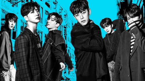 A promotional image of K-pop group B.A.P (Yonhap) A promotional image of K-pop group B.A.P (Yonhap)