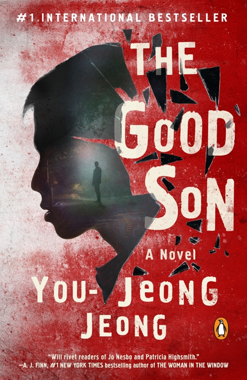 "The cover of ""The Good Son"" published by Penguin Books in the United States (Yonhap)"