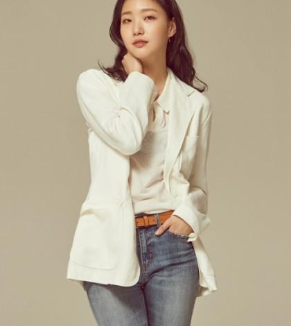 This photo provided by Megabox Plus M shows actress Kim Go-eun. (Yonhap)