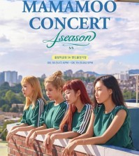 This promotional image for Mamamoo's concert in August was provided by RBW. (Yonhap)