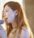 This photo of Taeyeon is provided by SM Entertainment. (Yonhap)