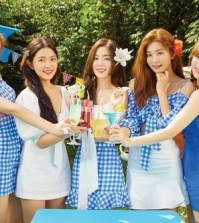 This file photo shows K-pop girl group Red Velvet. (Yonhap)
