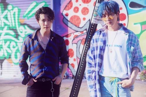 "This concept image for Super Junior-D&E's new album, ""Bout You,"" is provided by Label SJ. (Yonhap)"