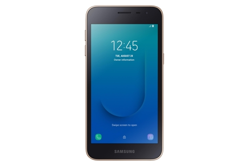 Samsung Electronics Co.'s Galaxy J2 Core (Yonhap)
